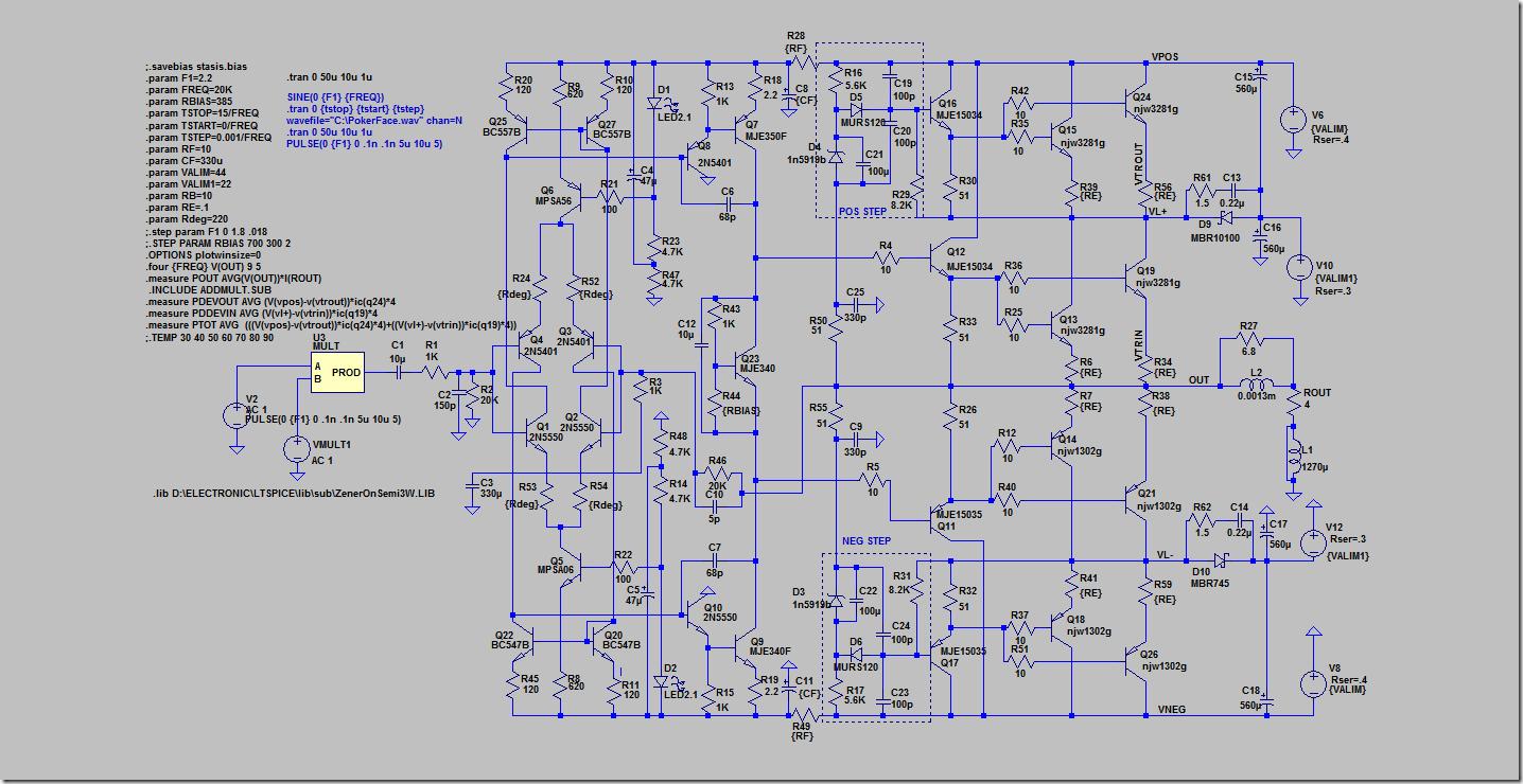 Class G Amplifier Circuit Diagram Wiring And Ebooks Fet My Little Diy Blog Di Mauro Munzi Rh Maurmun Wordpress Com Simple Mos Audio